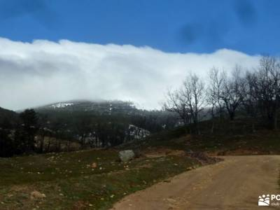 Chorrera o Chorro de San Mamés viajes marzo excursiones en madrid y alrededoresrutas riaza